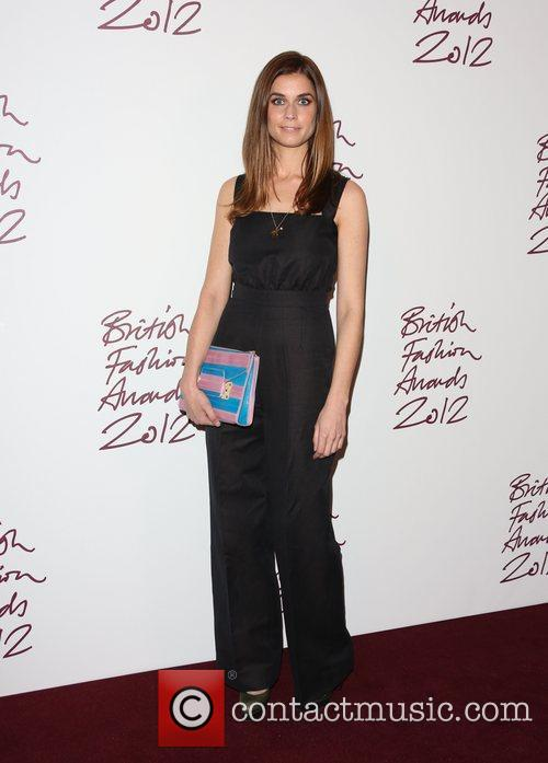 Sophie Hulme and The British Fashion Awards 1