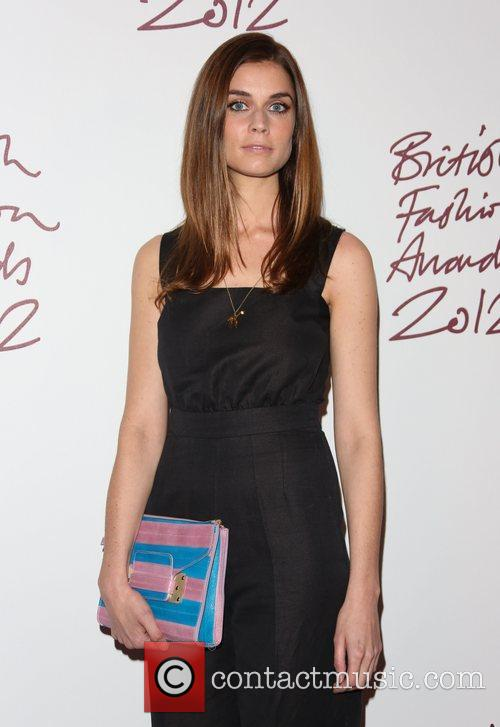 Sophie Hulme and The British Fashion Awards 2