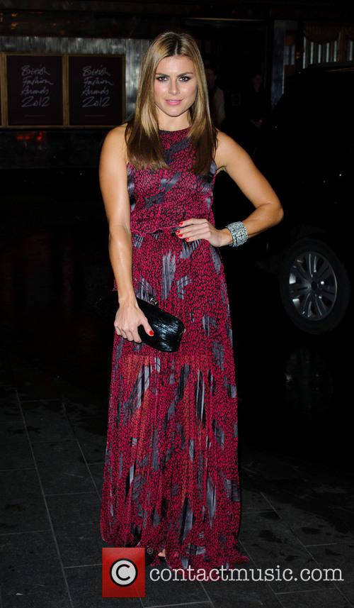 The British Fashion Awards, The Savoy and Arrivals 4
