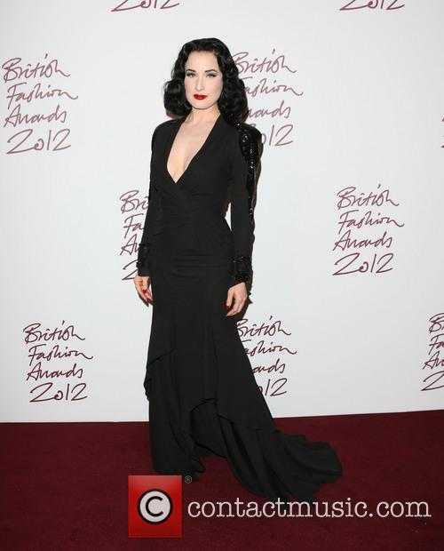 The British Fashion Awards and The Savoy 2