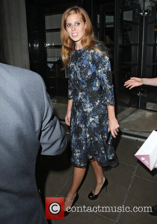 Princess Beatrice, The British Fashion Awards and The Savoy 2