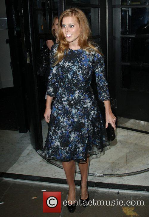 Princess Beatrice, The British Fashion Awards and The Savoy 3