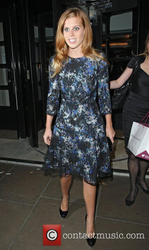 Princess Beatrice, The British Fashion Awards and The Savoy