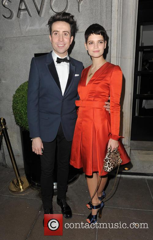 The British Fashion Awards, The Savoy, Departures