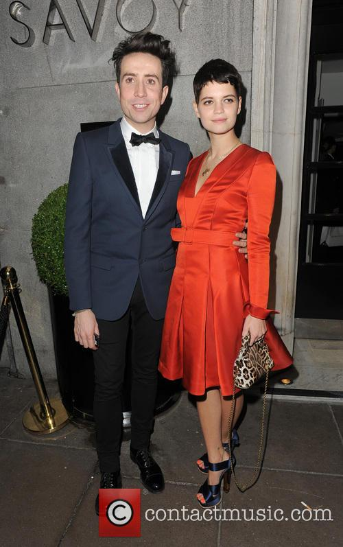 The British Fashion Awards, The Savoy and Departures 1