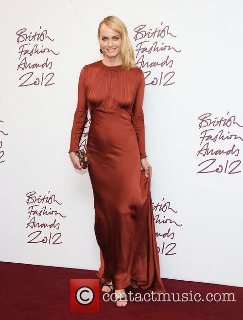 amber valletta the british fashion awards 2012 4186925
