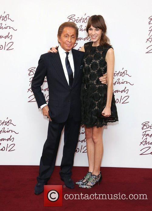 Valentino and Alexa Chung 2