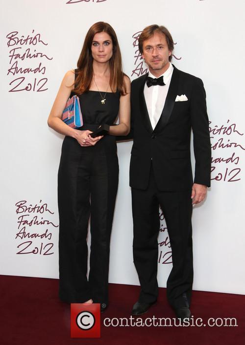the british fashion awards 2012 held at 20010081