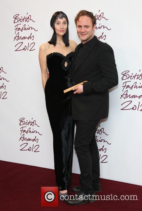 the british fashion awards 2012 held at 20010084