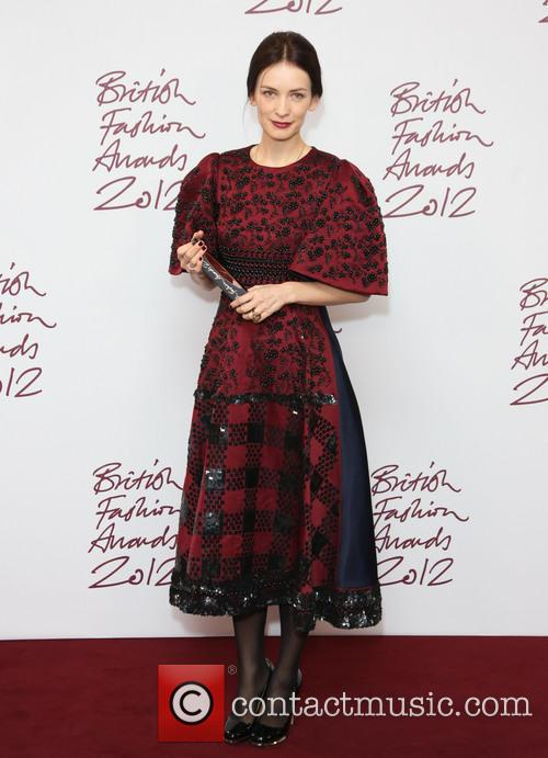 The British Fashion Awards, The Savoy and Press Room 2