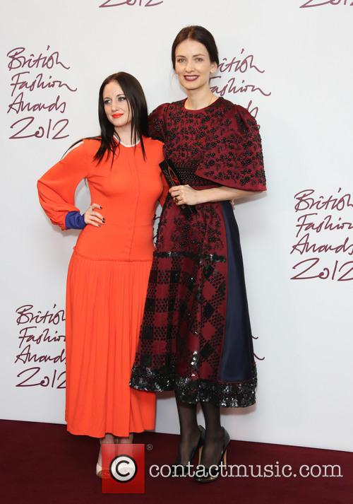 The British Fashion Awards, The Savoy and Press Room 11