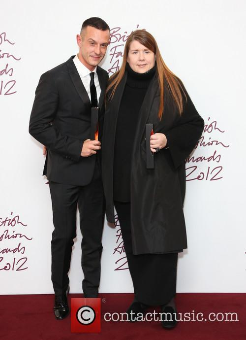 The British Fashion Awards, The Savoy and Press Room 1