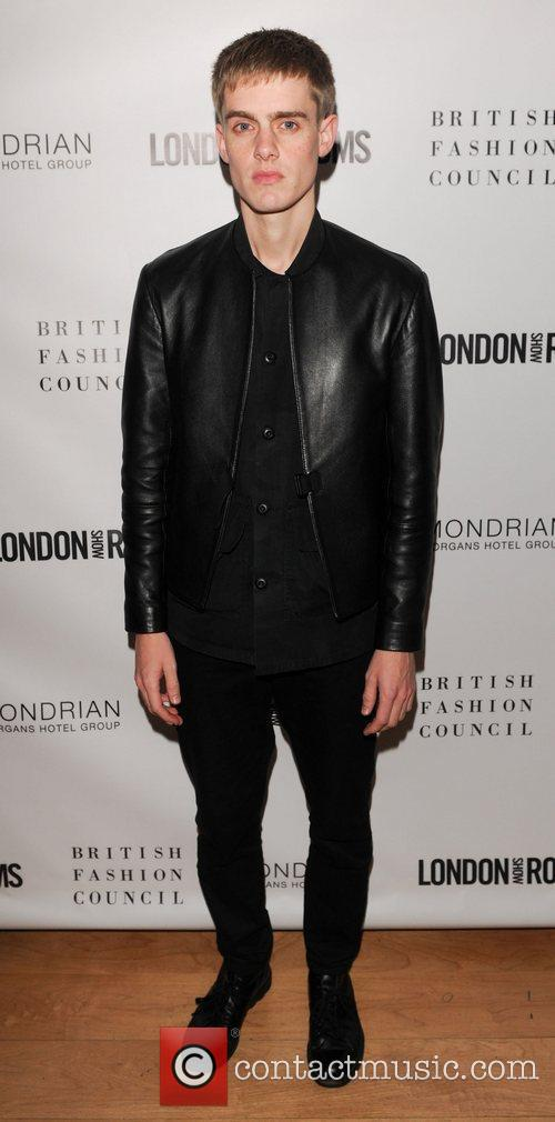 Lee Roach The British Fashion Council Cocktail Party...