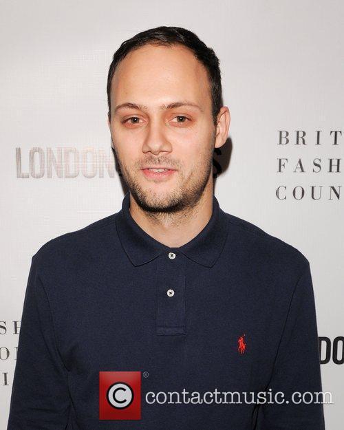 Michael Van Der Ham The British Fashion Council...