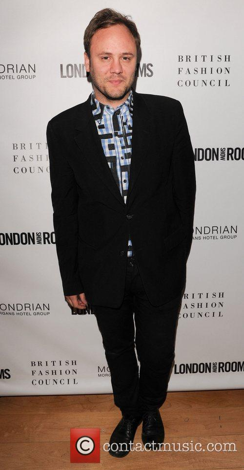 The British Fashion Council Cocktail Party to Celebrate...