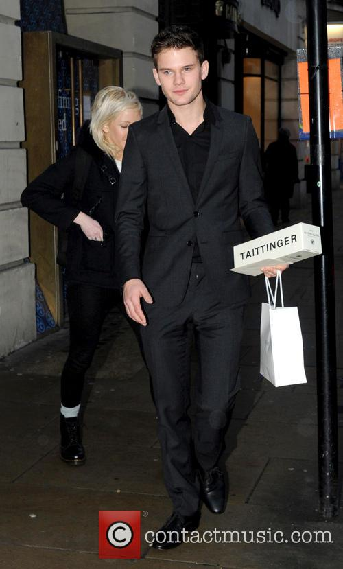 Jeremy Irvine, Ellie Goulding and British Academy Film Awards 3