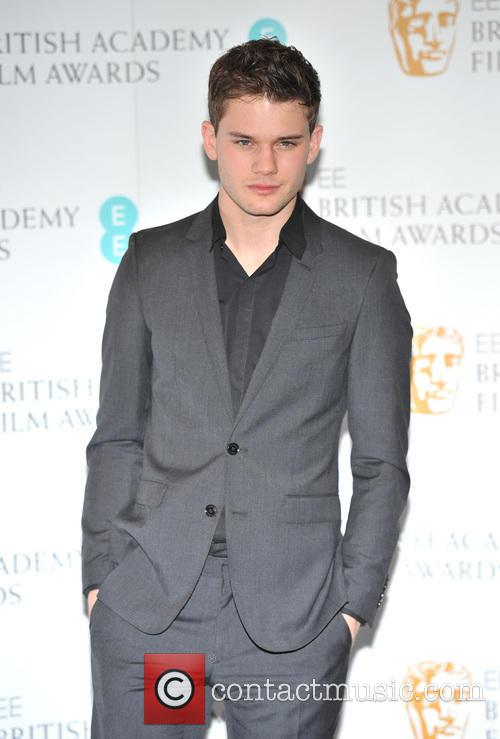 Jeremy Irvine and British Academy Film Awards 3