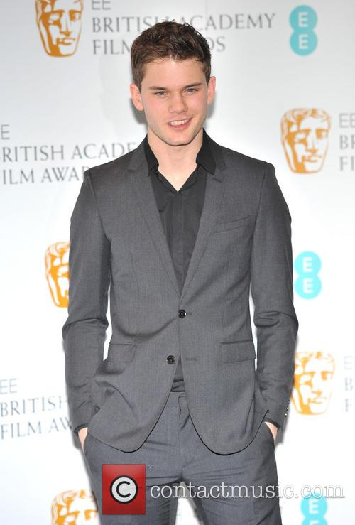 Jeremy Irvine and British Academy Film Awards 5