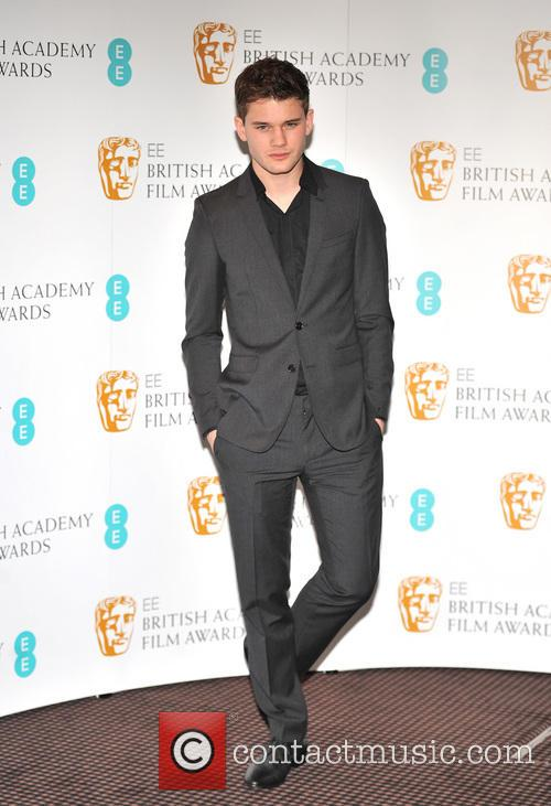 Jeremy Irvine and British Academy Film Awards 4