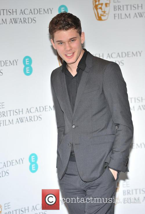 Jeremy Irvine and British Academy Film Awards 2