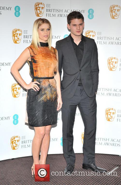 Alice Eve, Jeremy Irvine and British Academy Film Awards 8