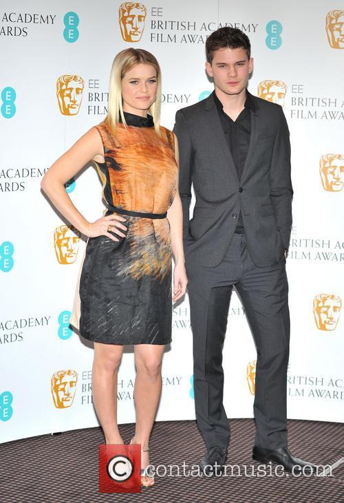 Alice Eve, Jeremy Irvine and British Academy Film Awards 9