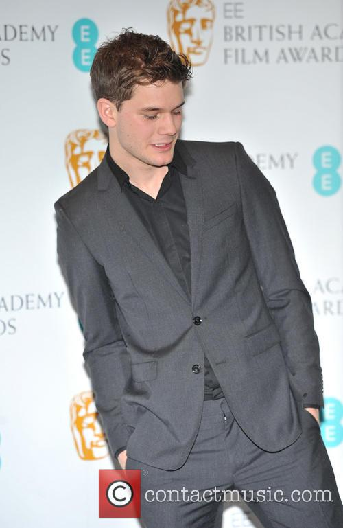 Jeremy Irvine and British Academy Film Awards 1