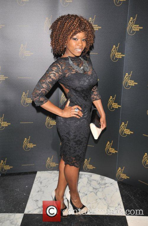 Dominique Moore The British Inspiration Awards held at...