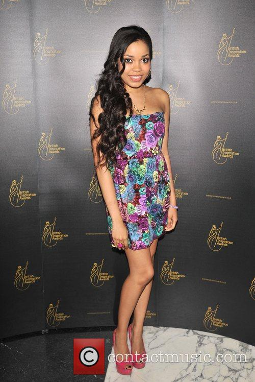 Dionne Bromfield The British Inspiration Awards held at...