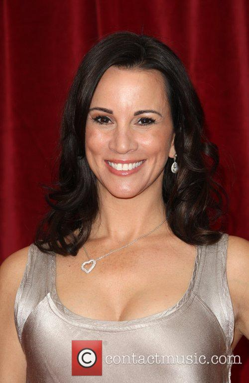 Andrea McLean The British Soap Awards 2012 held...
