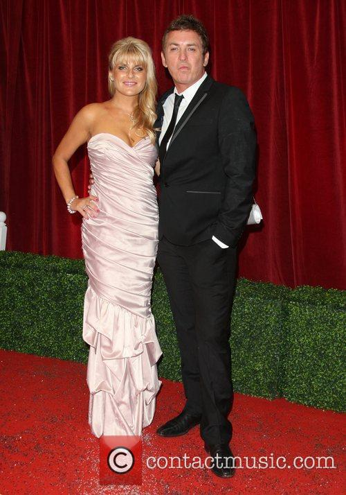 Shane Richie and Christie Goddard The British Soap...