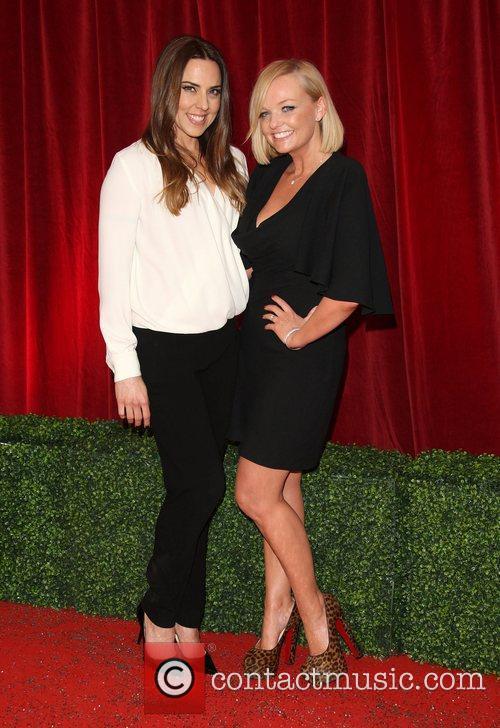 Melanie C and Emma Bunton 4