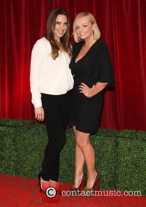 Melanie C and Emma Bunton 5