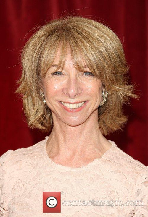 Helen Worth The British Soap Awards 2012 held...
