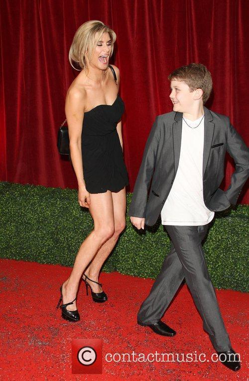 Kim Tiddy and Ellis Hollins The British Soap...