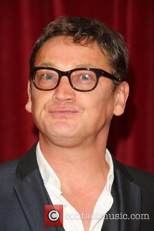 Sid Owen The British Soap Awards 2012 held...
