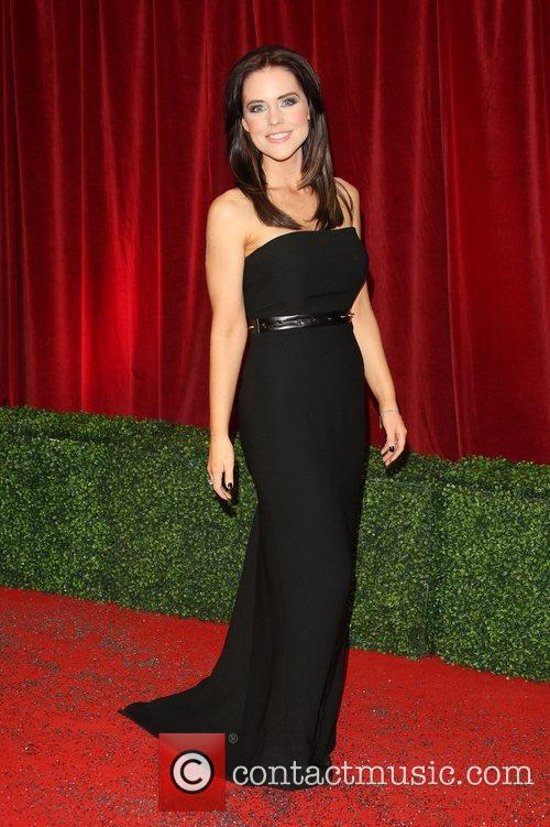 Stephanie Waring The British Soap Awards 2012 held...