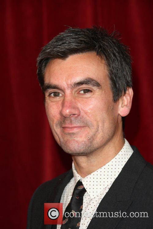 Jeff Hordley The British Soap Awards 2012 held...