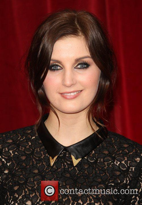 Sophie Poweles The British Soap Awards 2012 held...