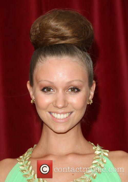 Tamaryn Payne The British Soap Awards 2012 held...