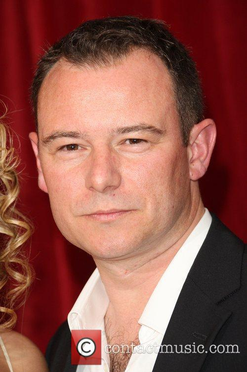 Andrew Lancel The British Soap Awards 2012 held...
