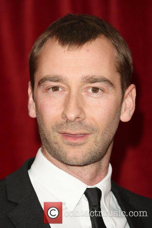 Charlie Condou The British Soap Awards 2012 held...