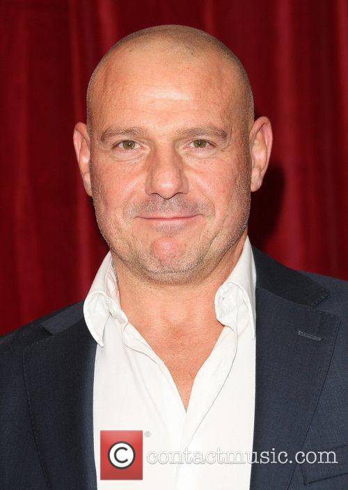 David Kennedy The British Soap Awards 2012 held...
