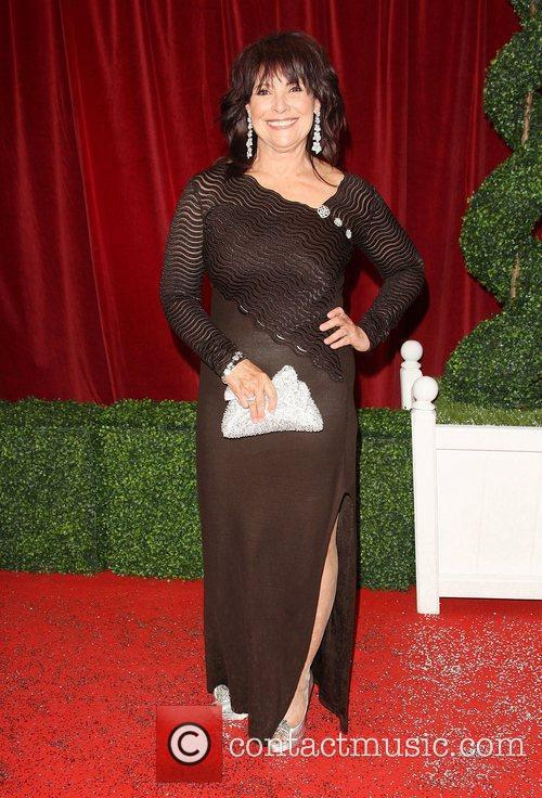 Diane Keen The British Soap Awards 2012 held...