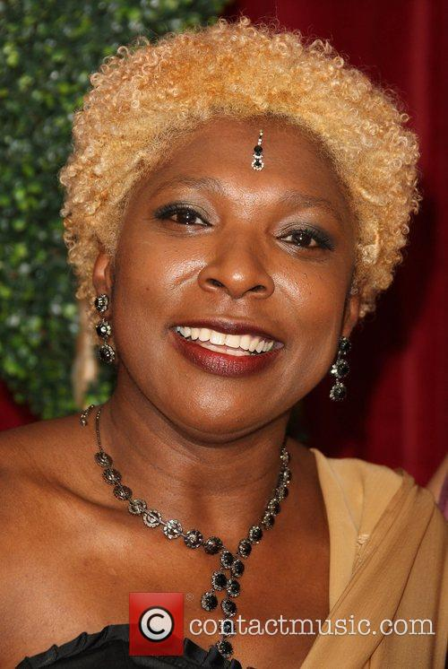 Lorna Laidlaw The British Soap Awards 2012 held...