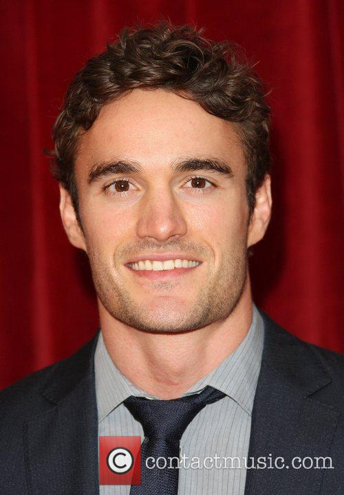 Thom Evans The British Soap Awards 2012 held...