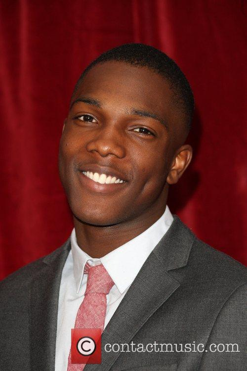 Tosin Cole The British Soap Awards 2012 held...