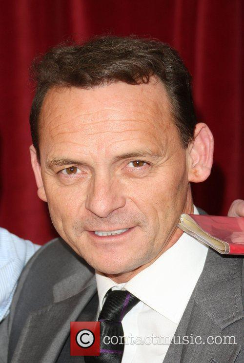 Perry Fenwick The British Soap Awards 2012 held...