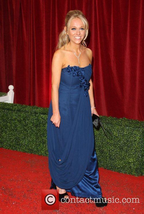 Sophie Abelson The British Soap Awards 2012 held...