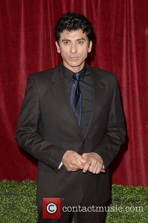 Ace Bhatti  The British Soap Awards 2012...